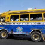 セネガル人御用達の交通手段!カーラピッドとは?
