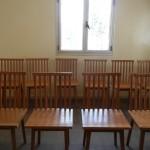 オーダーメイドの椅子が完成!セネガルのオーダーメイド家具のクオリティは?