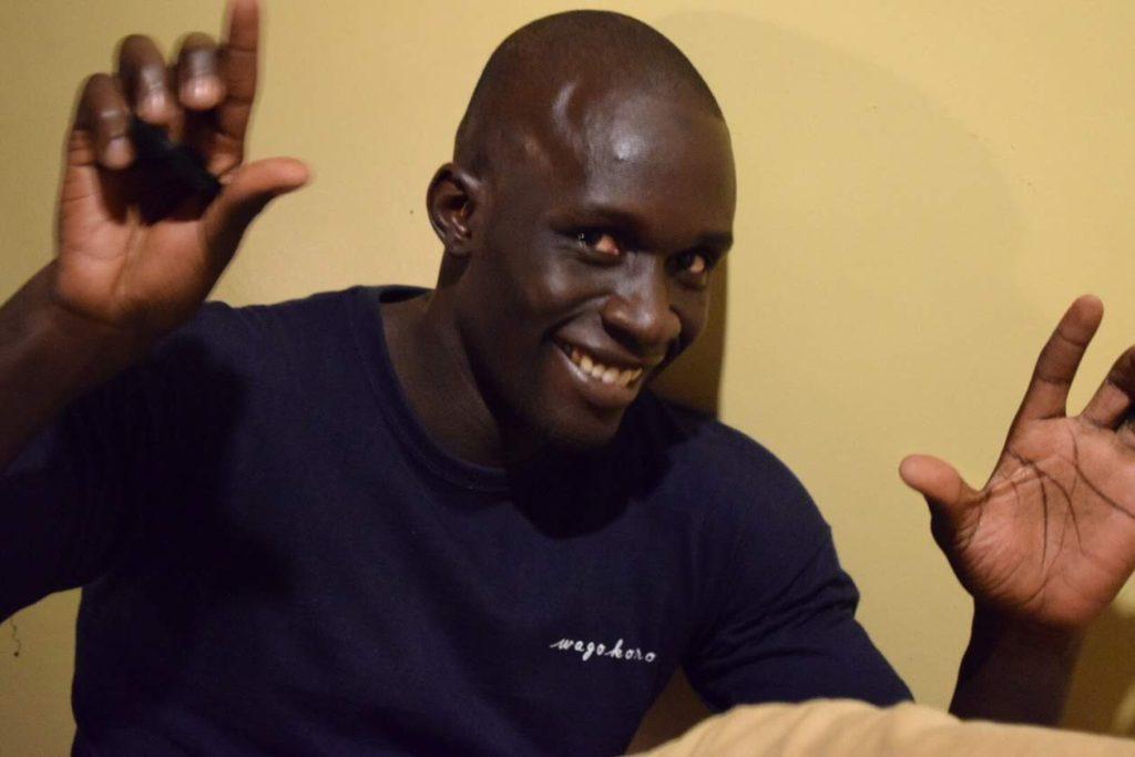セネガル人